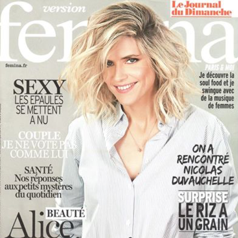 couv Version Femina